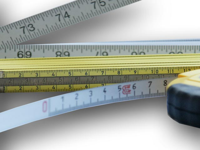 zollstock gliedermassstab zum klassischen messen von l ngen. Black Bedroom Furniture Sets. Home Design Ideas