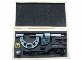 Digitales Mikrometer Set 0-150mm