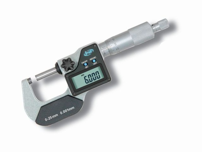 Ablesung 0,001mm Digitale Bügelmessschraube 75-100mm Mikrometer